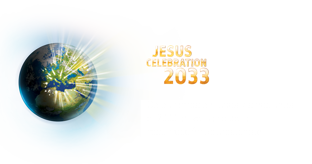 Jesus Celebration 2033 logo